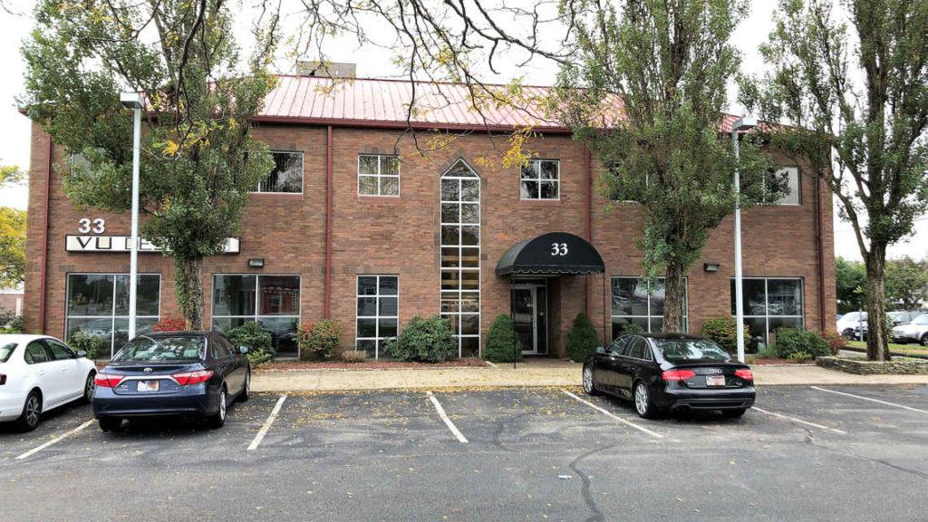 building exterior front
