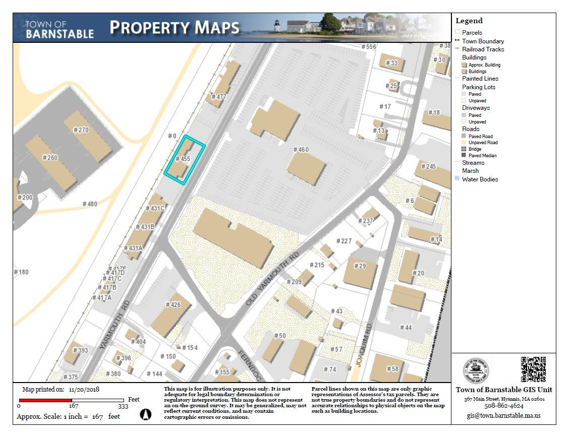 Assessor's Map