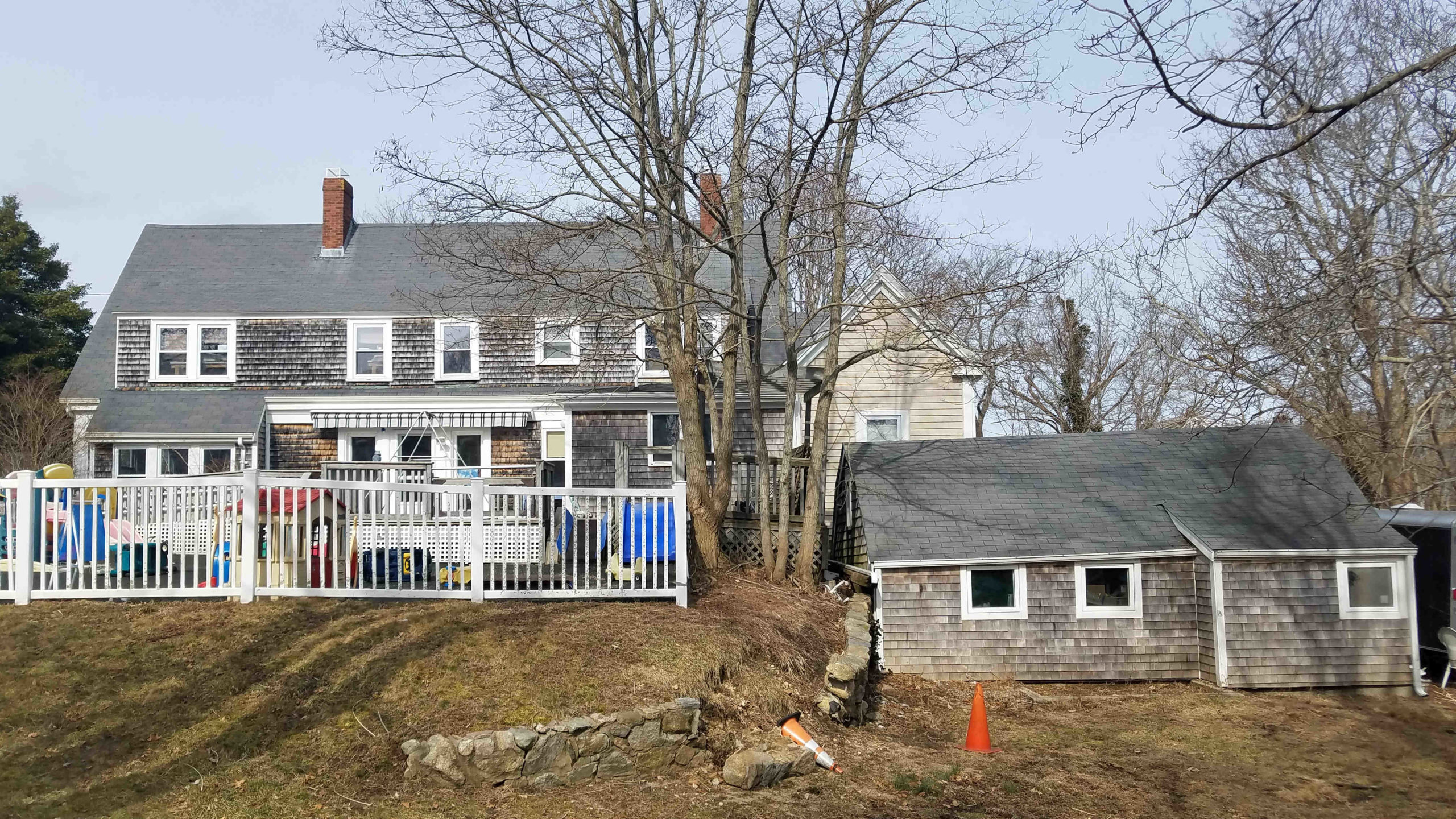 80 Pearl Street, Hyannis, MA: Downtown Hyannis Office Building/Day Care Center For Sale (SOLD!)