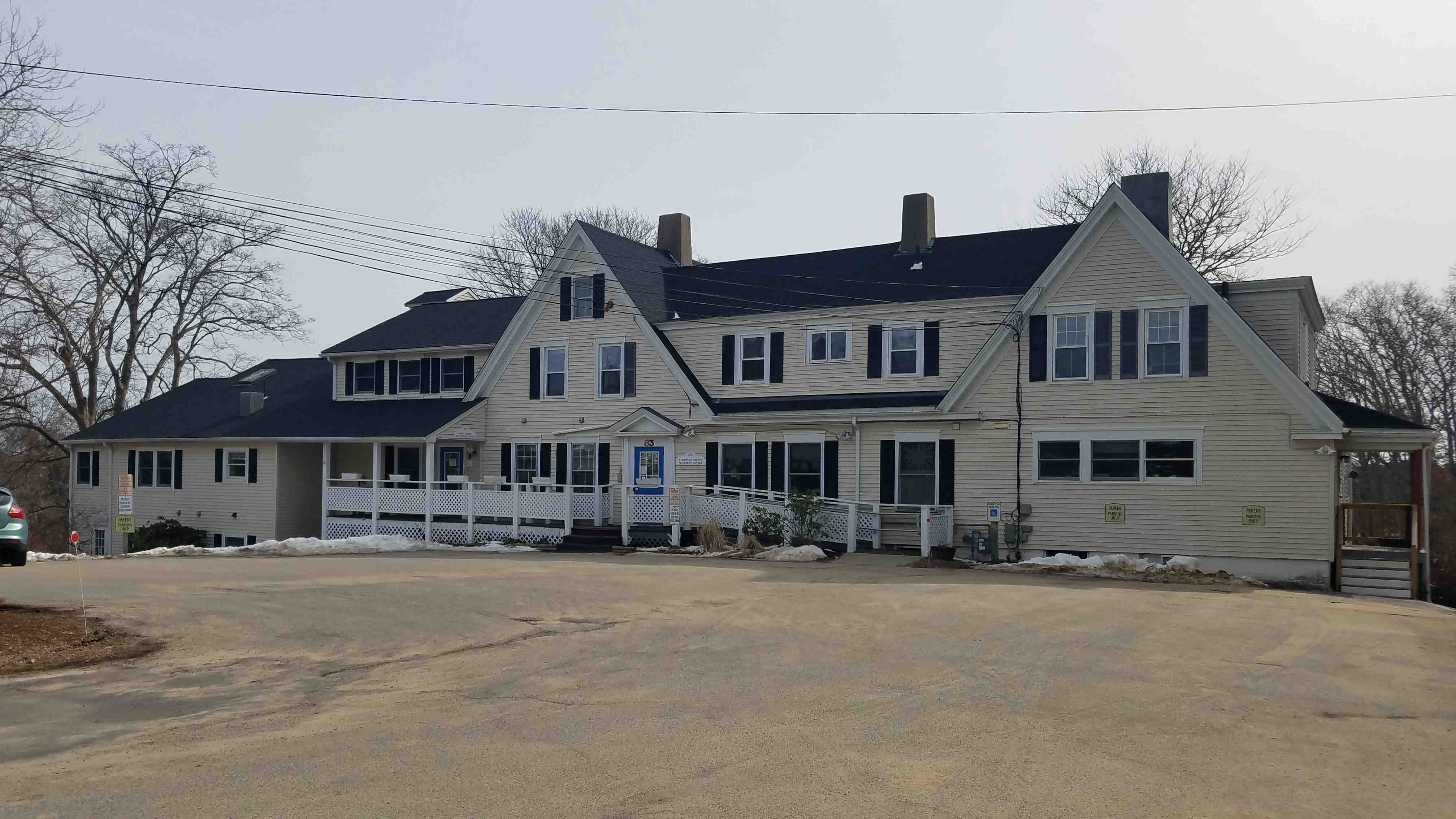 9,871± Sq. Ft. Office Building/Child Care Center on 3.45± Acres in Downtown Hyannis, Cape Cod For Sale