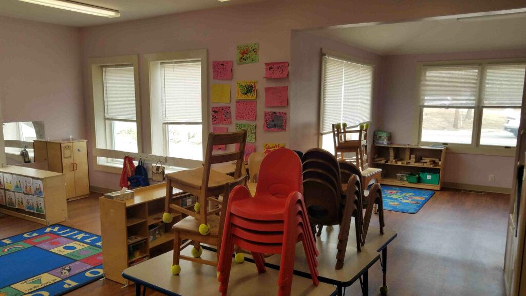 third classroom