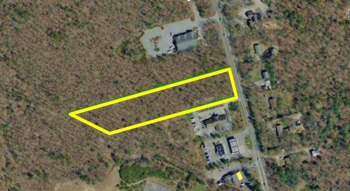 """2.61± Acre Commercial Land in """"Golden Triangle"""" Area of Sandwich For Sale or Lease"""
