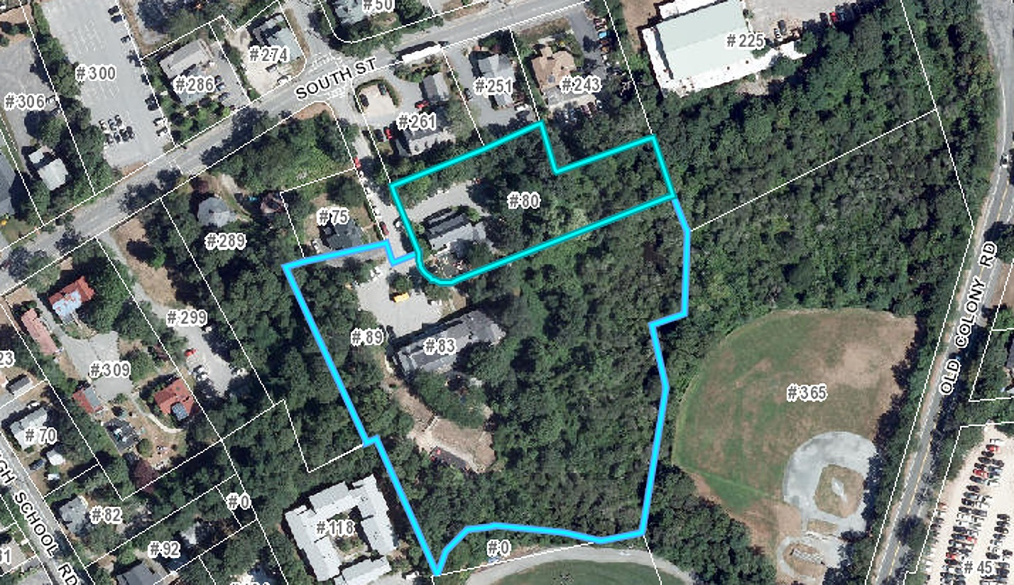 Redevelopment or Sale/Lease Back Opportunity on 4.39± Acres in Downtown Hyannis
