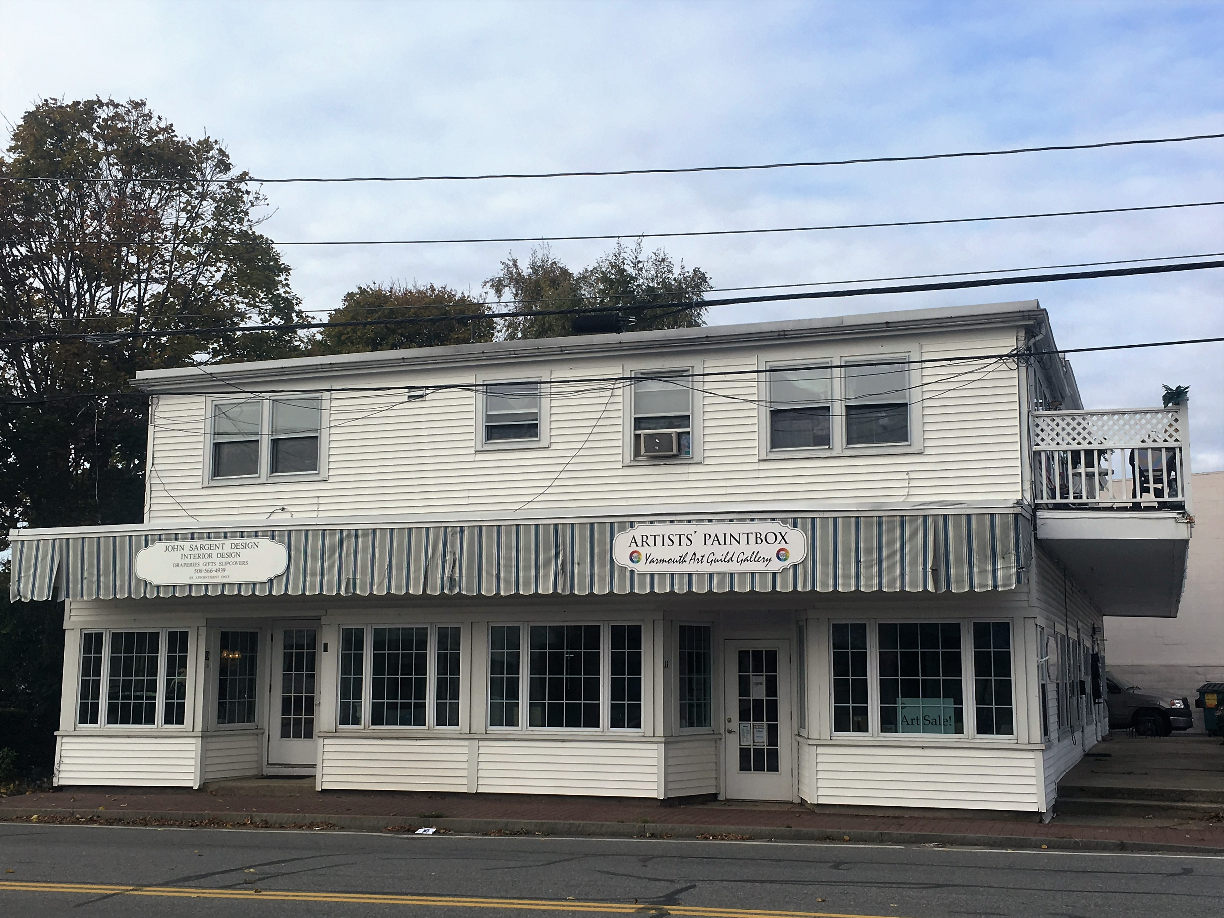 1,200 ± Sq Ft of Retail/Office Space For Lease in South Yarmouth, Cape Cod