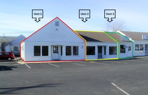 High Visibility Retail Spaces in Chatham, Cape Cod For Lease