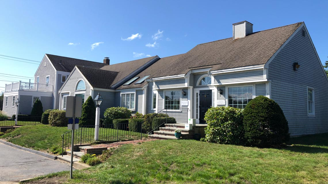 Prominently Sited Medical Office Condo Building For Sale in Hyannis, Cape Cod