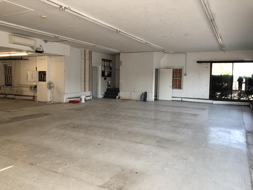 large storage room