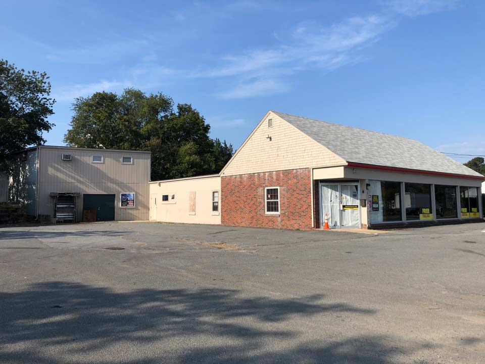 Commercial Retail Buildings for Sale or Lease in Hyannis, Cape Cod