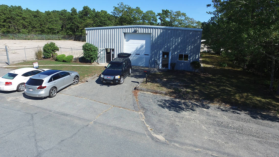 18 Fruean Ave, South Yarmouth, MA: 5,000+/- Sq. Ft. Industrial Building for Sale