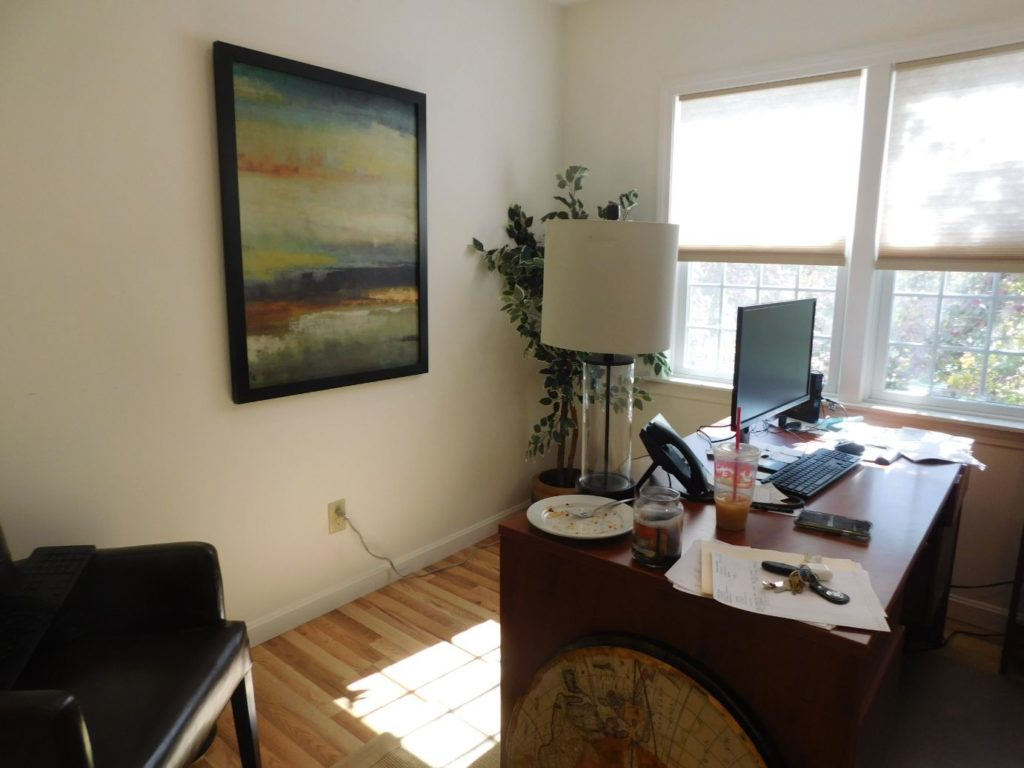 additional small office
