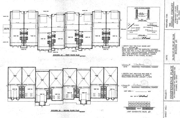270 Communication Way Building 3 Site Plan