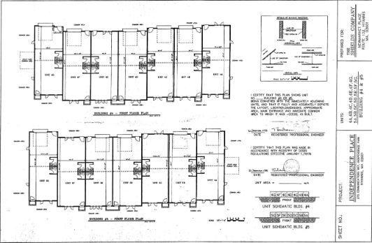 270 Communication Way Building 5 Site Plan