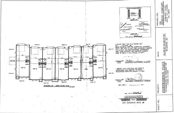 270 Communication Way Building 6 Site Plan